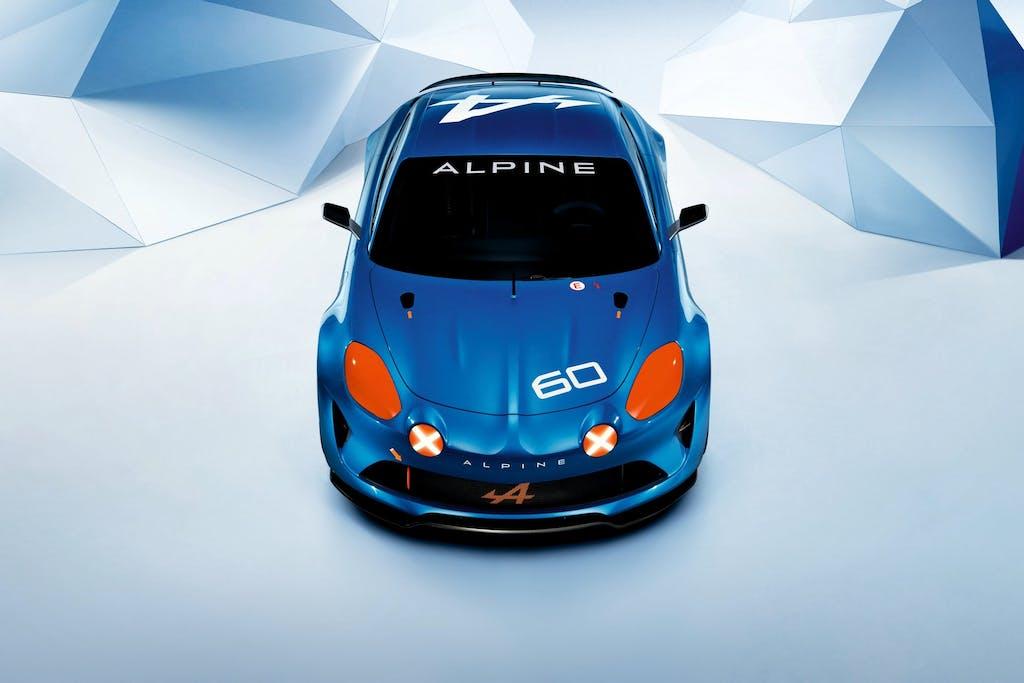 Alpine A120: nata libera