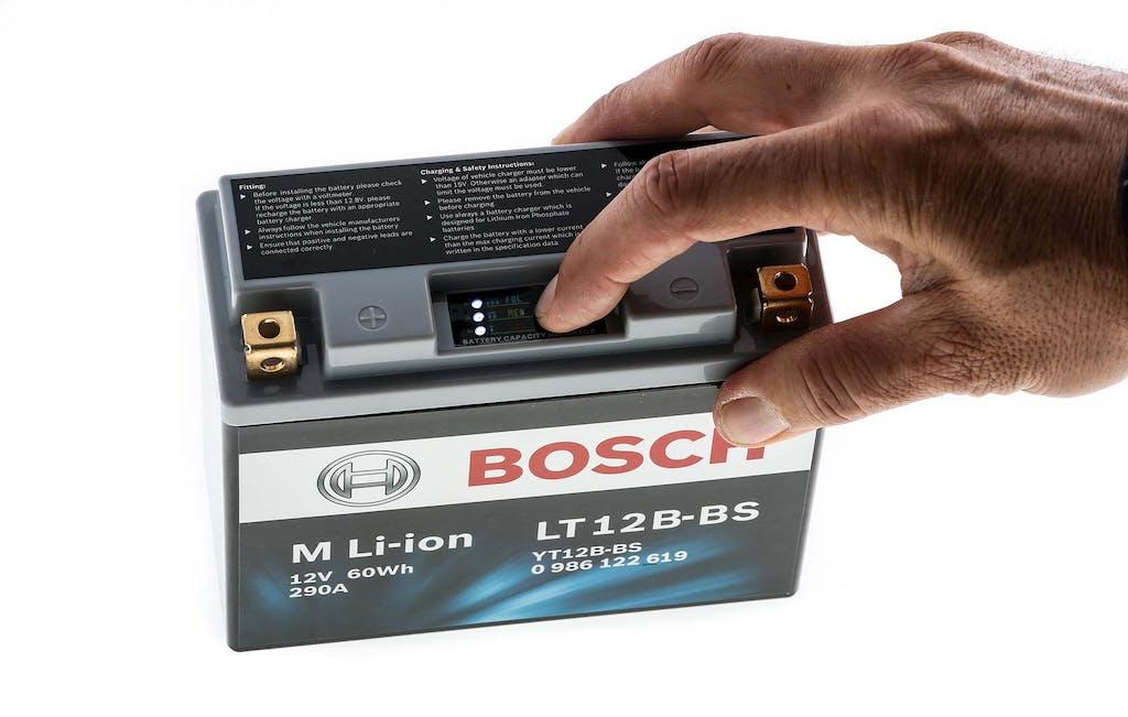 Bosch, il futuro è nel Litio