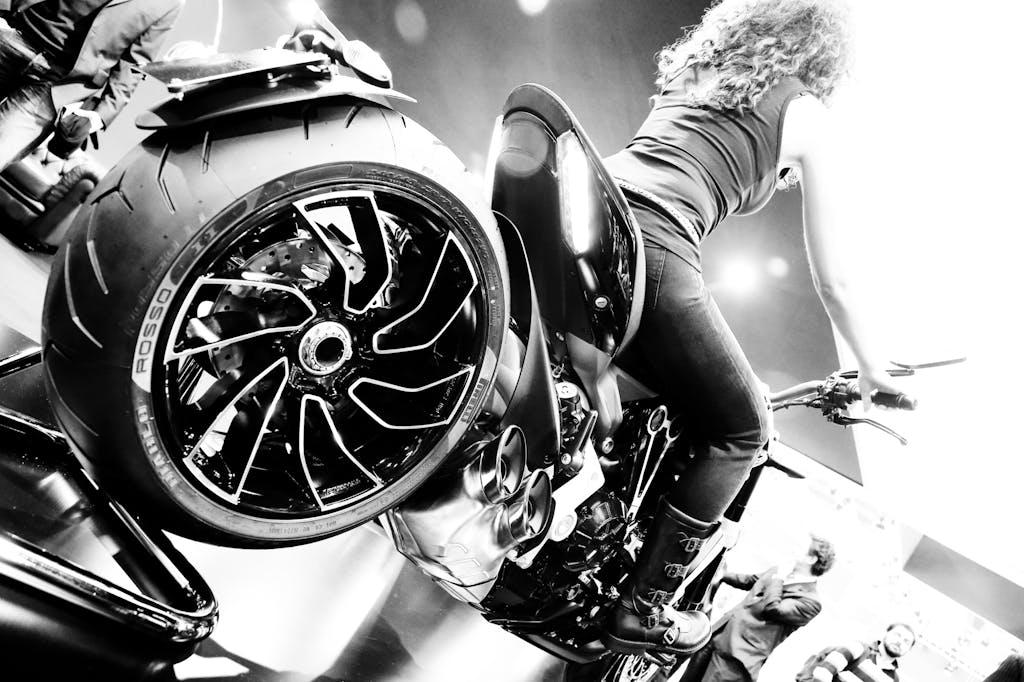 Nuova Ducati XDiavel. Eccitamento lento