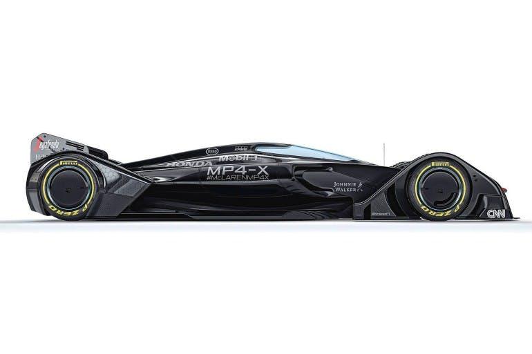 McLarenMP4X-002