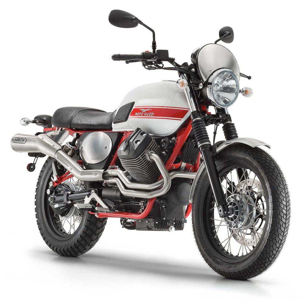 Moto Guzzi V7 II Stornello e V7 II Racer