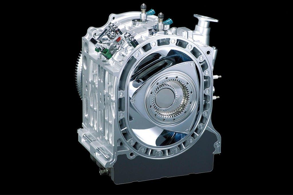 Come funziona il motore Wankel