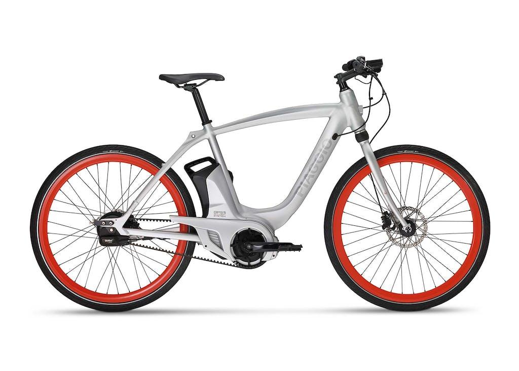 Piaggio Wi-Bike, tutta mia la città