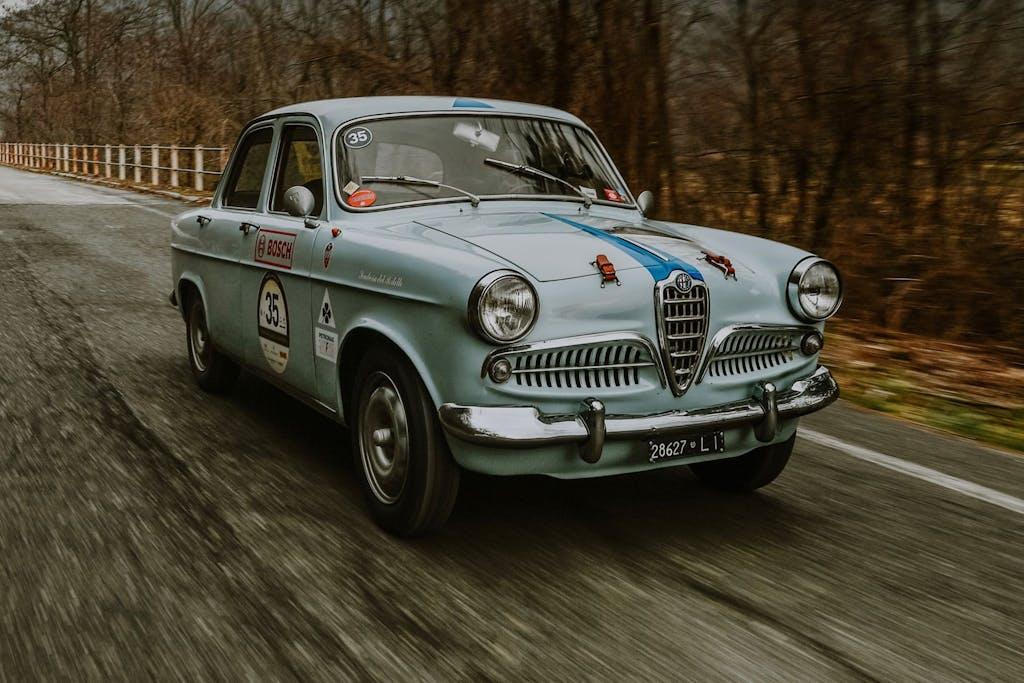 Coppa Milano Sanremo 2018 – Auto d'epoca e dintorni