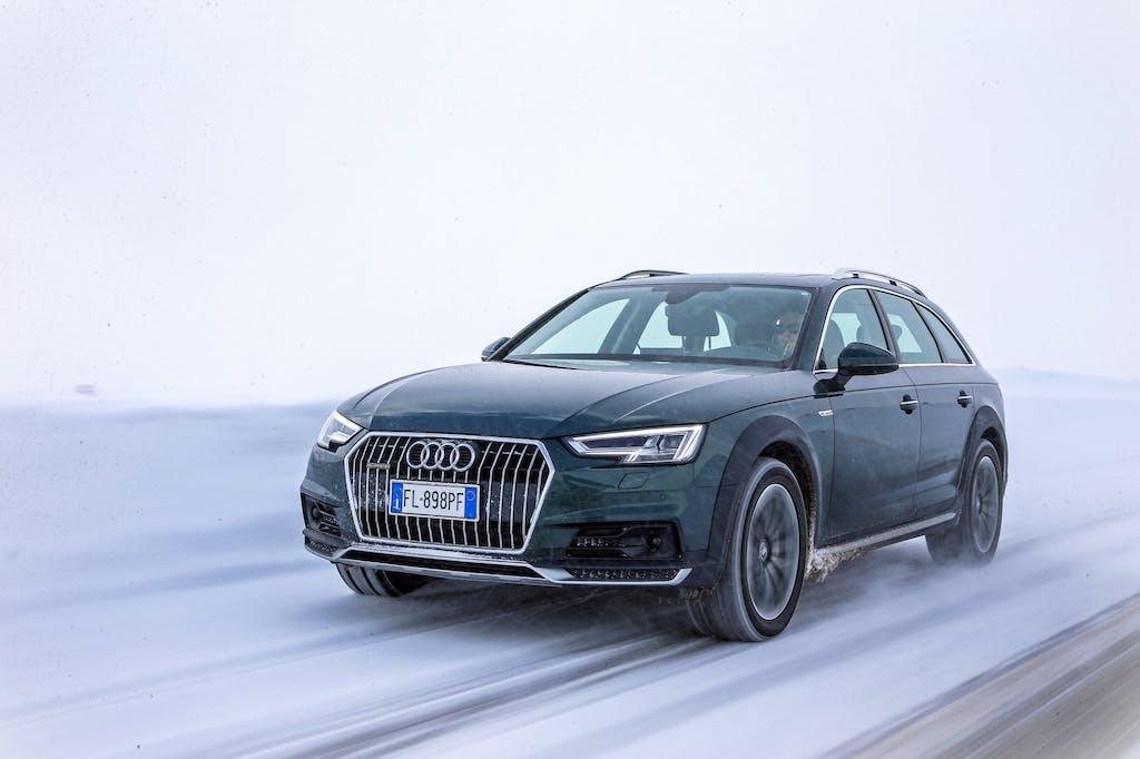 Prova Audi A4 allroad quattro, familiare avventurosa