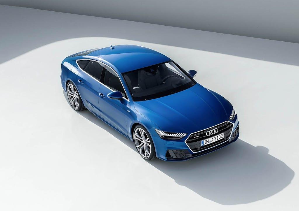 Audi A7 Mild-Hybrid: regina che sa risparmiare