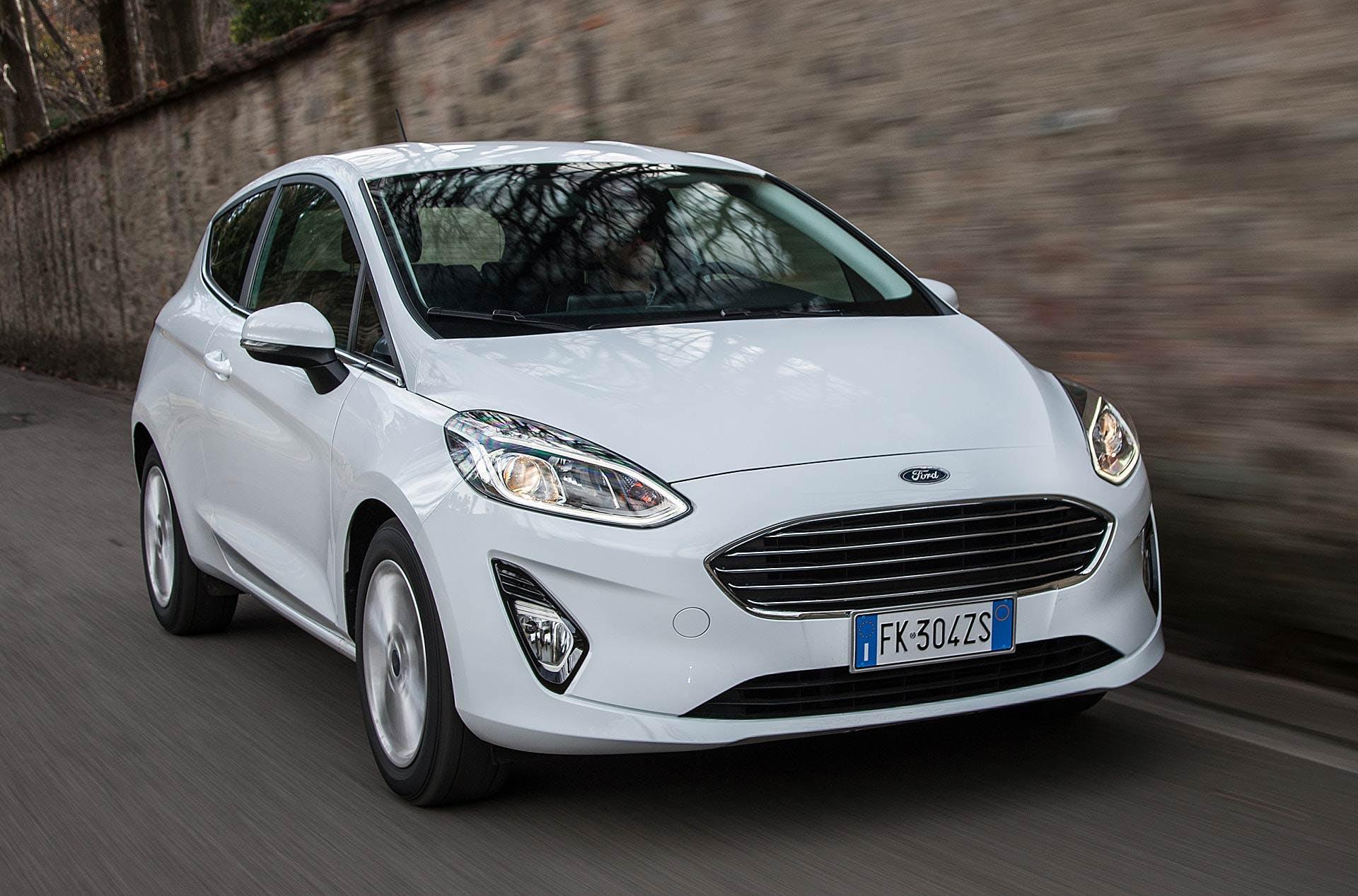 Ford Fiesta auto diesel più economiche