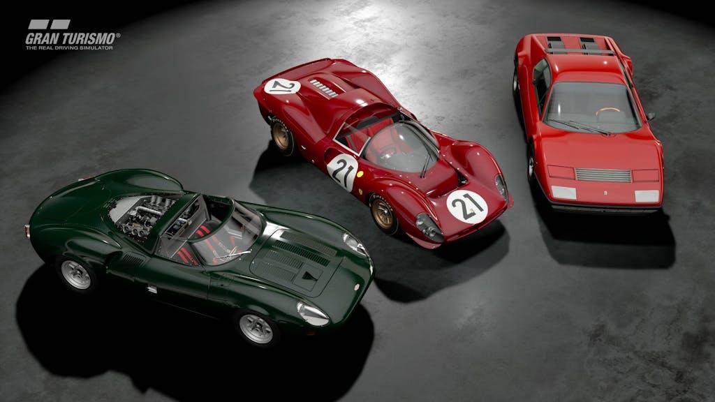 Gran Turismo Sport sfreccia a Monza!