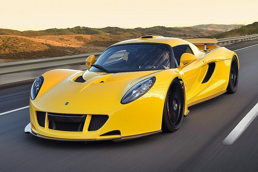 Hennessey Venom GT: io vado a 448 km/h