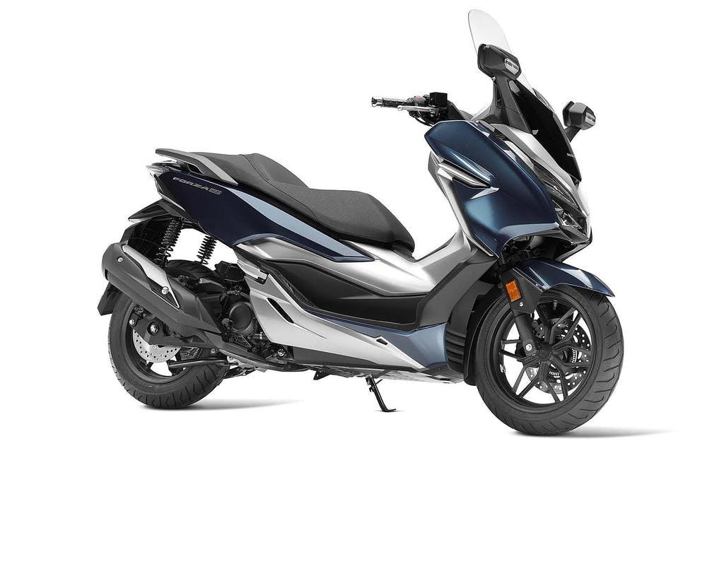 Honda Forza 300, novità dai Motodays 2018