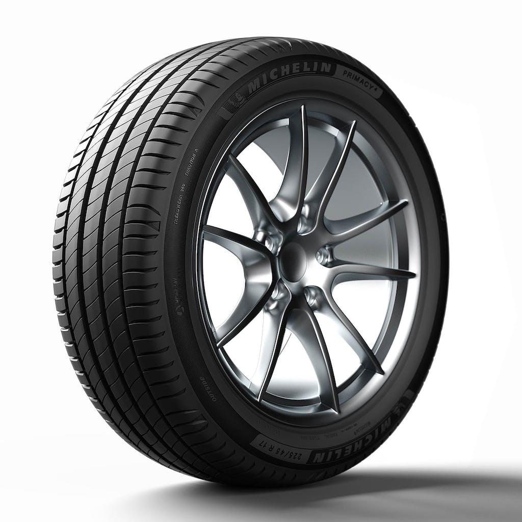 Michelin Primacy 4, performance anche da consumato