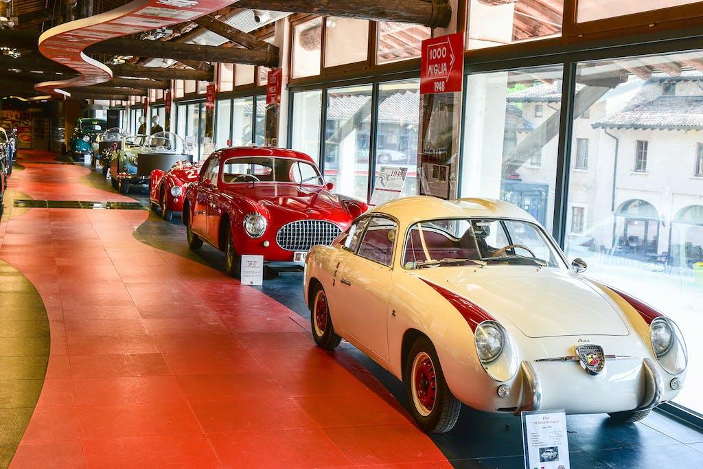 I più bei Musei dell'auto italiani