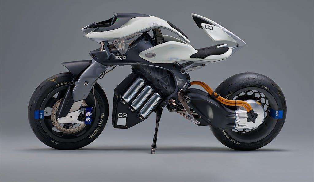 Yamaha MOTOROiD, dal CES di Las Vegas uno sguardo al futuro
