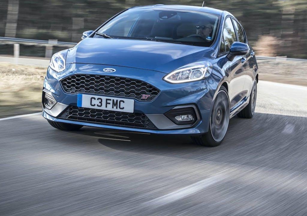 Nuova Ford Fiesta ST, divertimento a tre cilindri