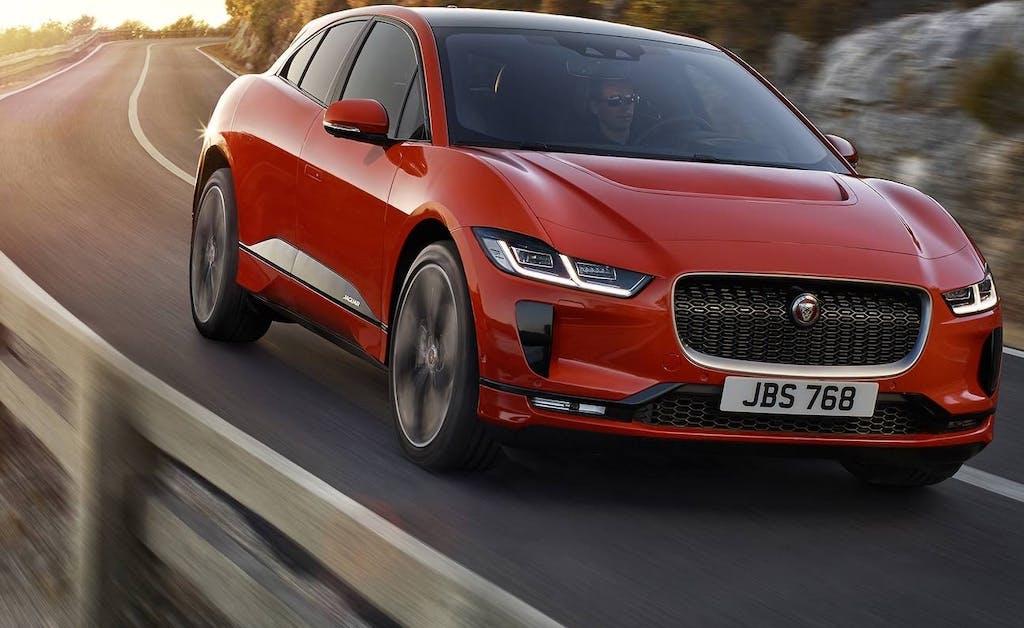 Jaguar I-Pace, la prima SUV elettrica del giaguaro è realtà