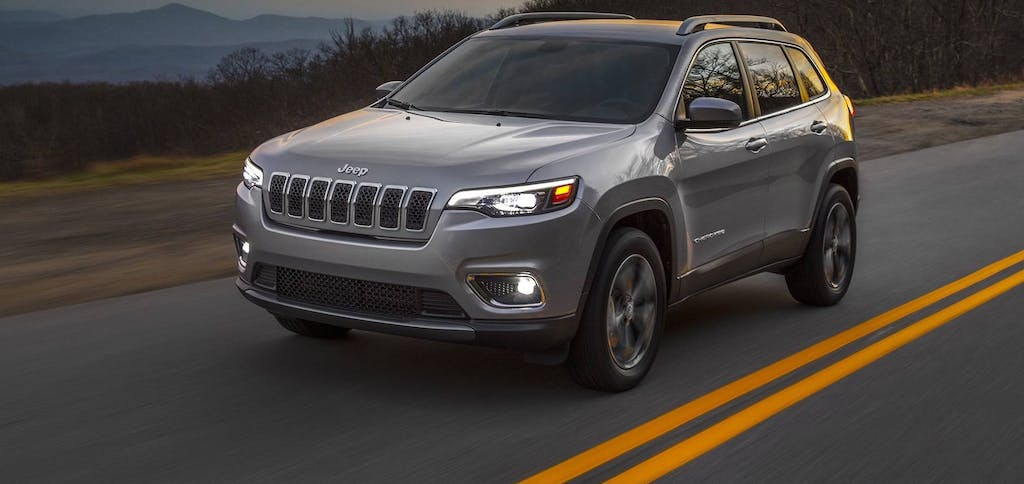 Jeep Cherokee 2018, il restyling debutta a Detroit
