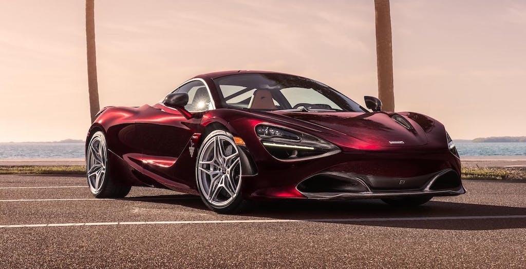 """McLaren 720S MSO, one-off da… """"bere"""""""