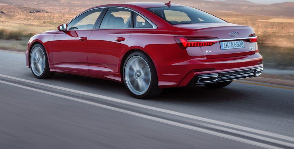 Nuova Audi A6, emozione in business class