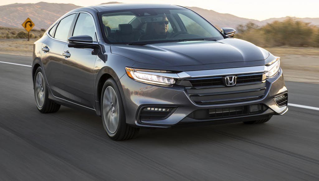Nuova Honda Insight, l'ibrida seriosa