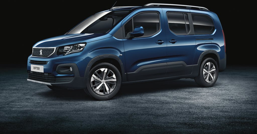 Peugeot Rifter, la nuova multispazio a Ginevra