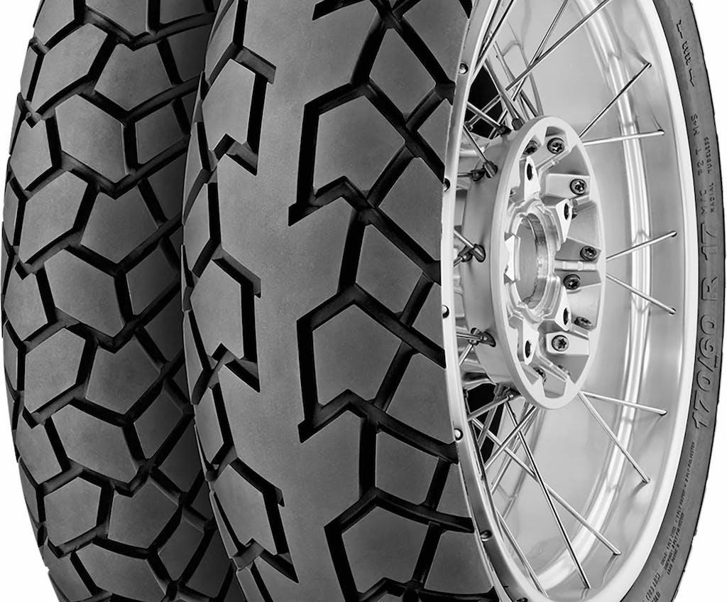 Continental TKC 70, anche per Ducati Scrambler e Honda Africa Twin