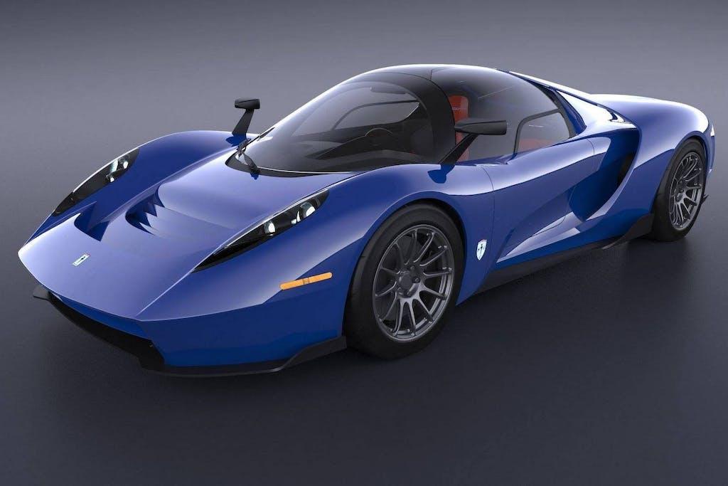 Sportiva, tre posti 650 cv, conosci quest'auto?