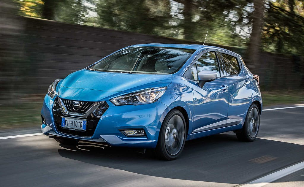 Prova Nissan Micra N-Connecta IG-T