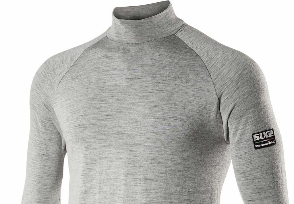 Sixs Merinos Wool Lupetto, la maglia che combatte il freddo