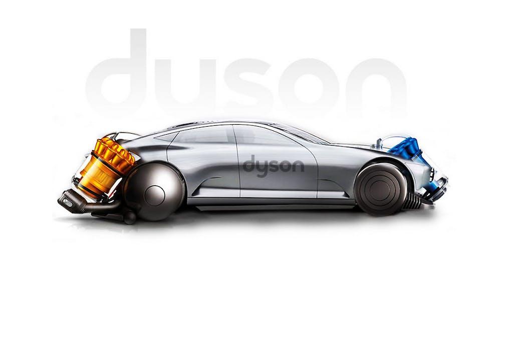Dyson, dagli elettrodomestici all'auto elettrica