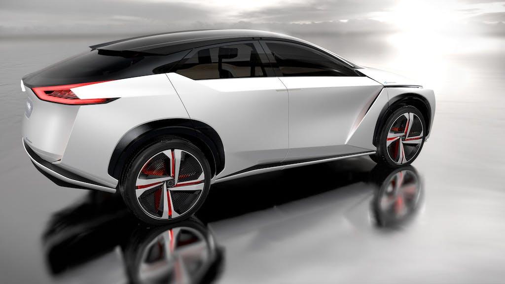 Nissan IMx Concept: autonoma in tutto