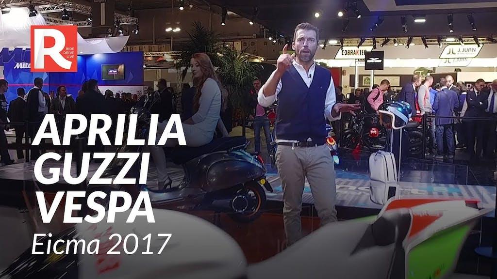 Novità Moto Guzzi 2018