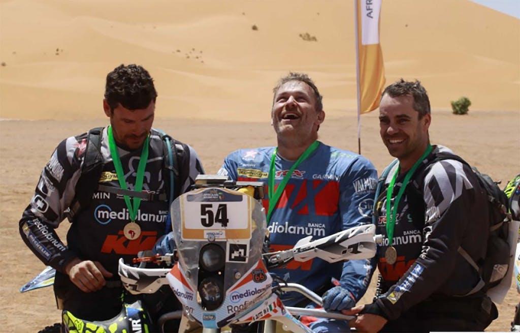 Dakar 2019, l'impresa eroica di Nicola Dutto