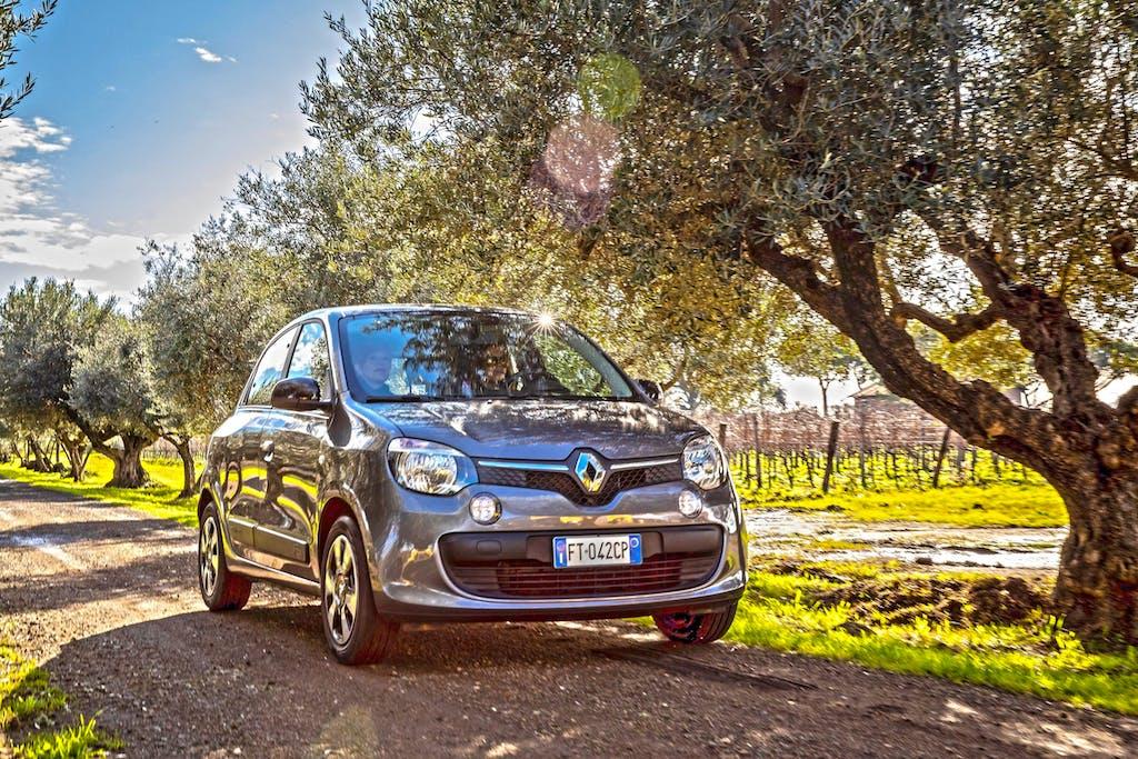 Renault Twingo 0.9 TCe GPL:  si gasa col turbo