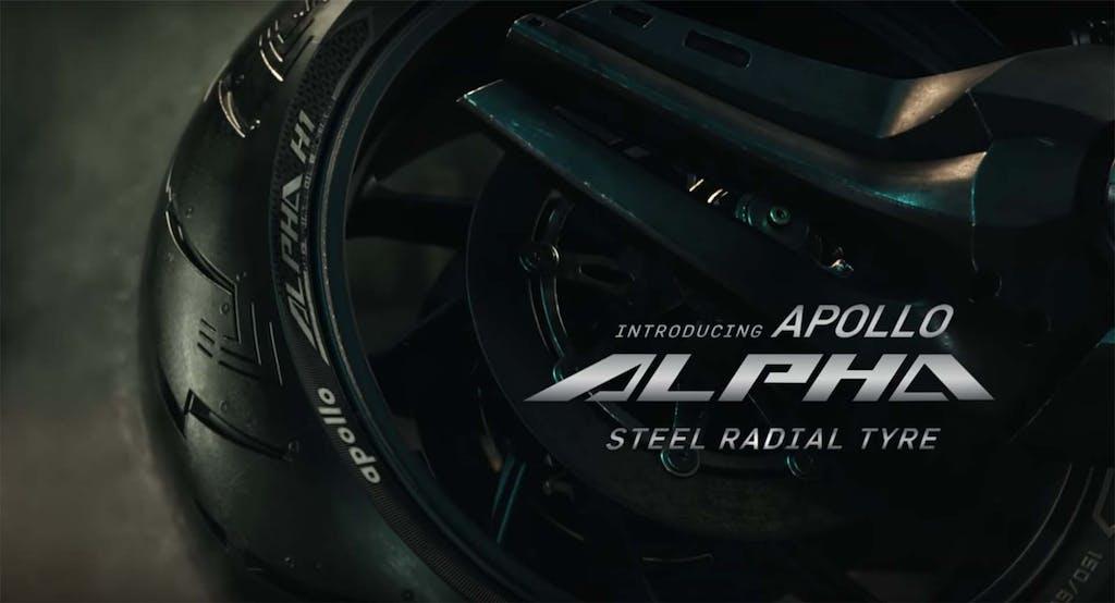 Apollo Tyres Alpha-H1, la gomma per le piccole