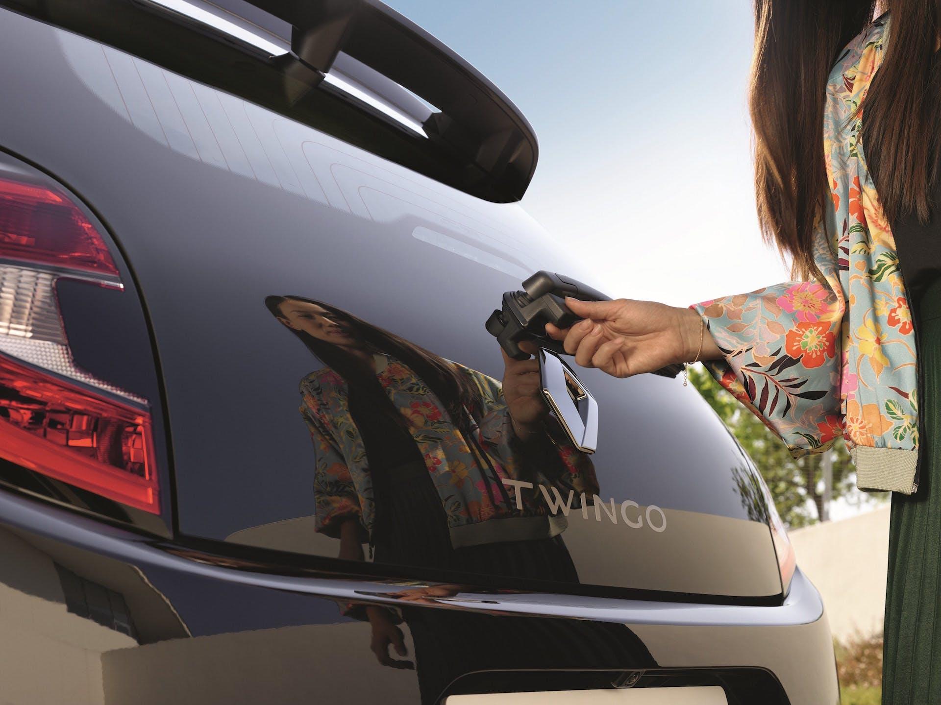 2019 – Nouvelle Renault TWINGO