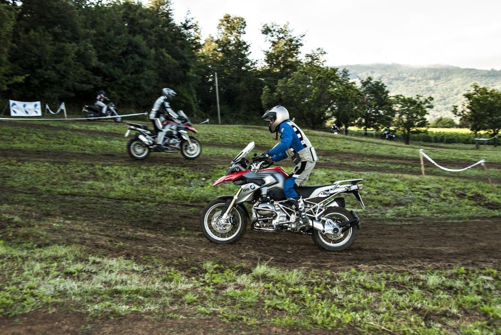 Riparte la BMW Motorrad GS Academy