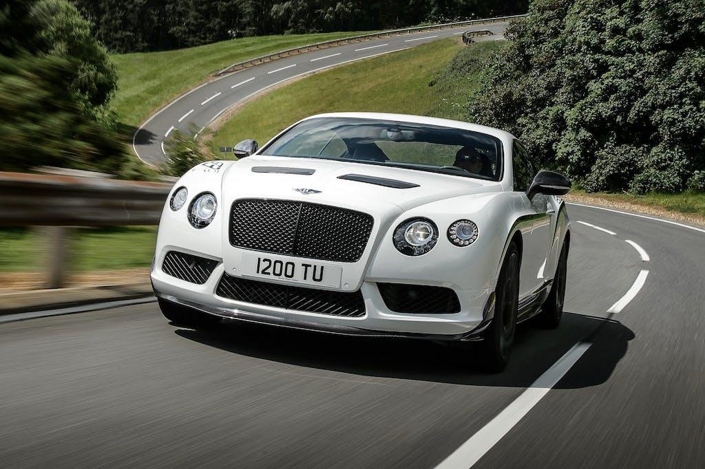 Bentley Continental GT3-R: rabbia nobile