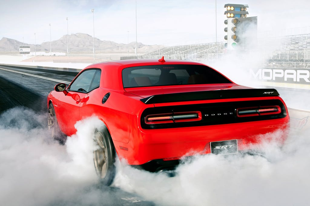 Dodge Challenger SRT Hellcat: NON per tutti
