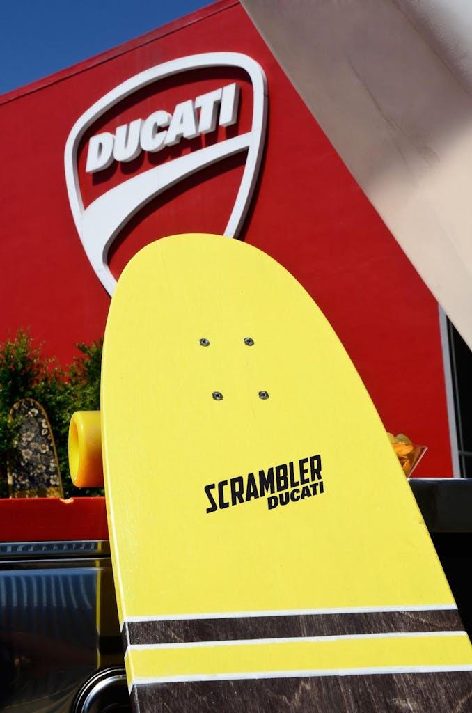 Ducati Scrambler: Live @ WDW 2014!