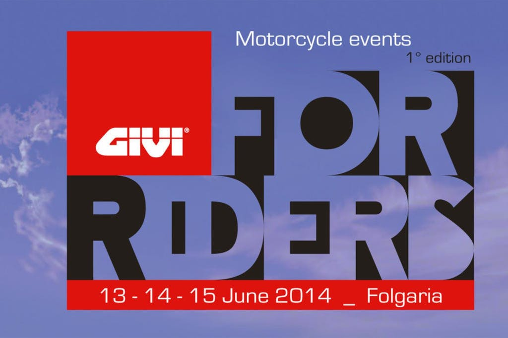 GIVI for Riders 2014