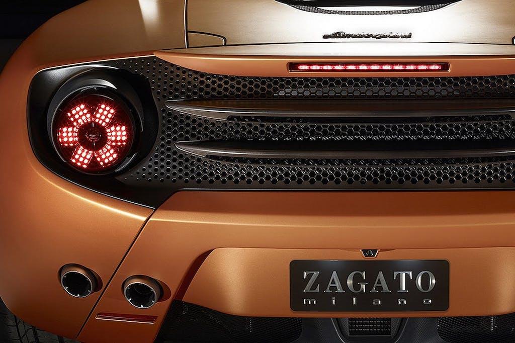 Lamborghini 5-95 by Zagato: Toro in abito da sera