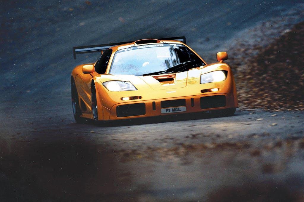 McLaren F1: la prima in tutto