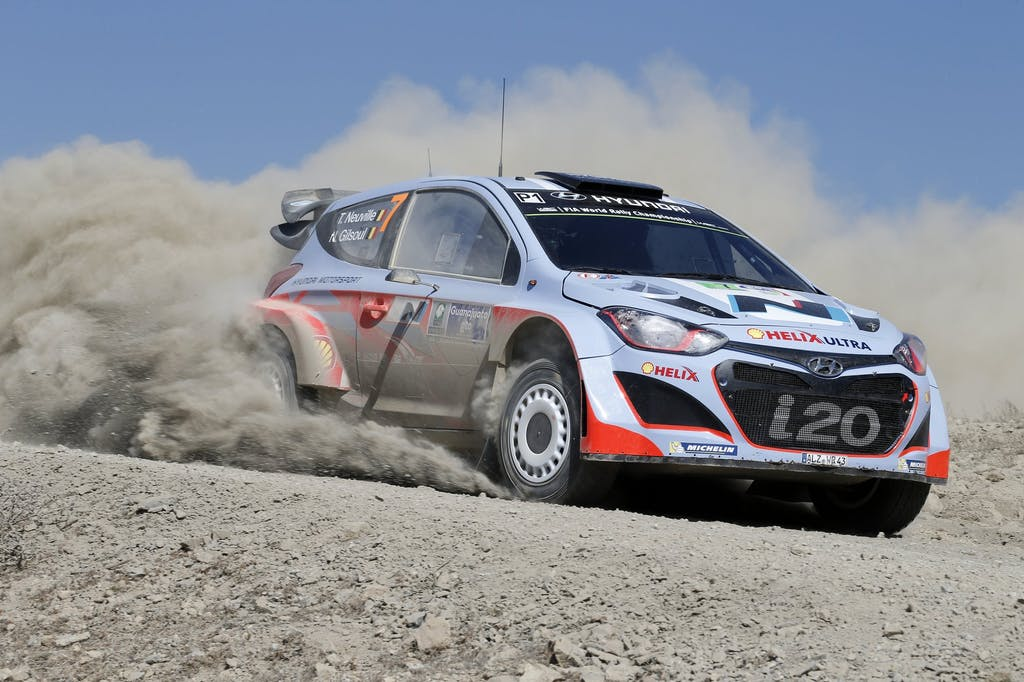 WRC Rally d'Italia Sardegna: caccia alle Polo