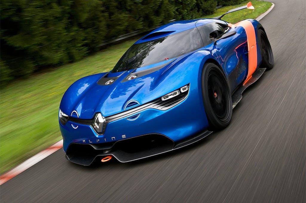 L'Alpine che verrà: Renault al 100%