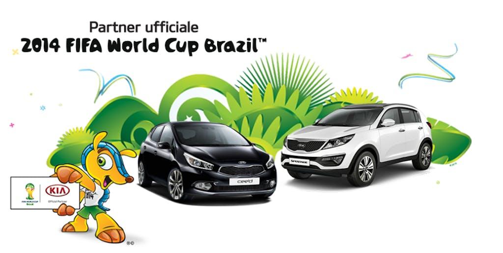 Kia & FIFA World Cup: insieme fino al 2022