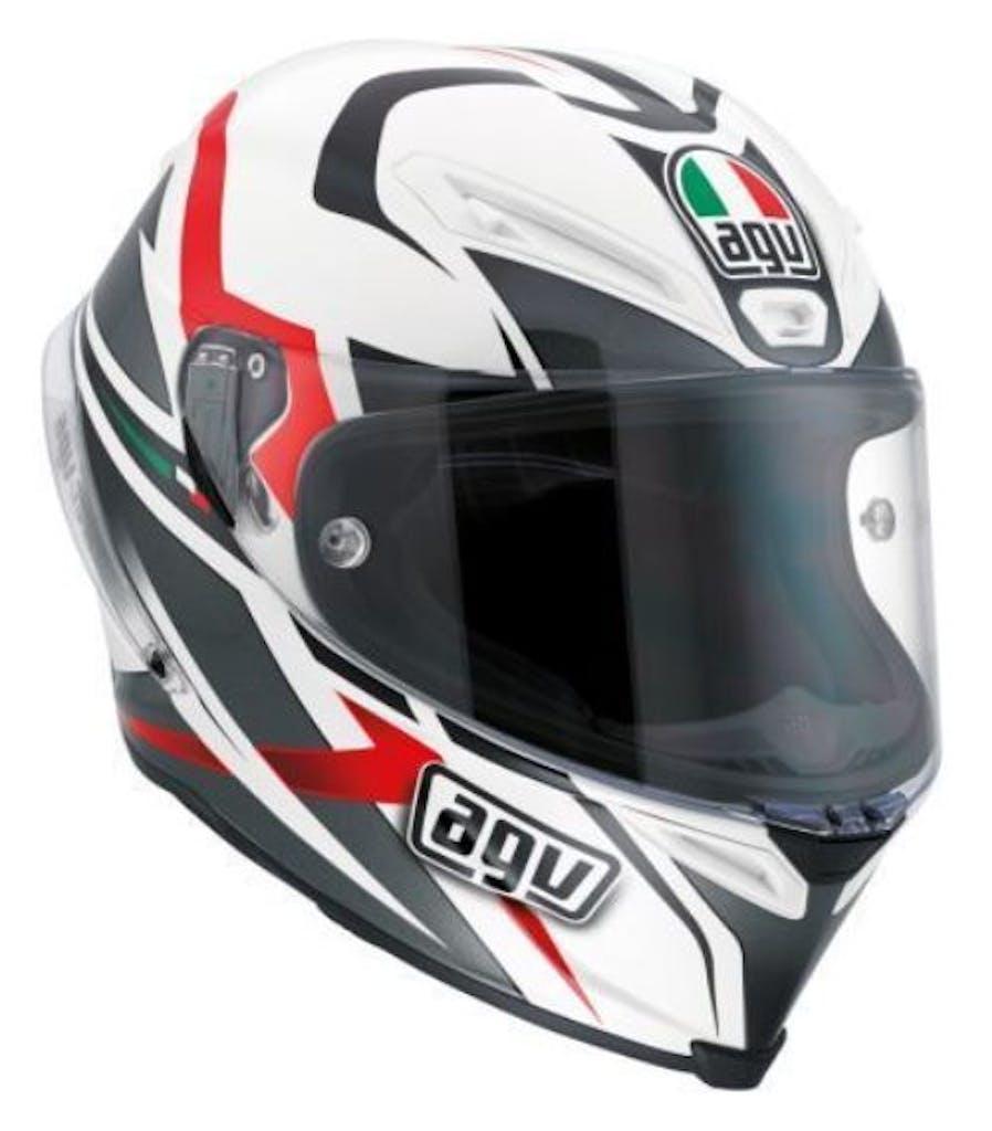 AGV Corsa: casco a 5 stelle
