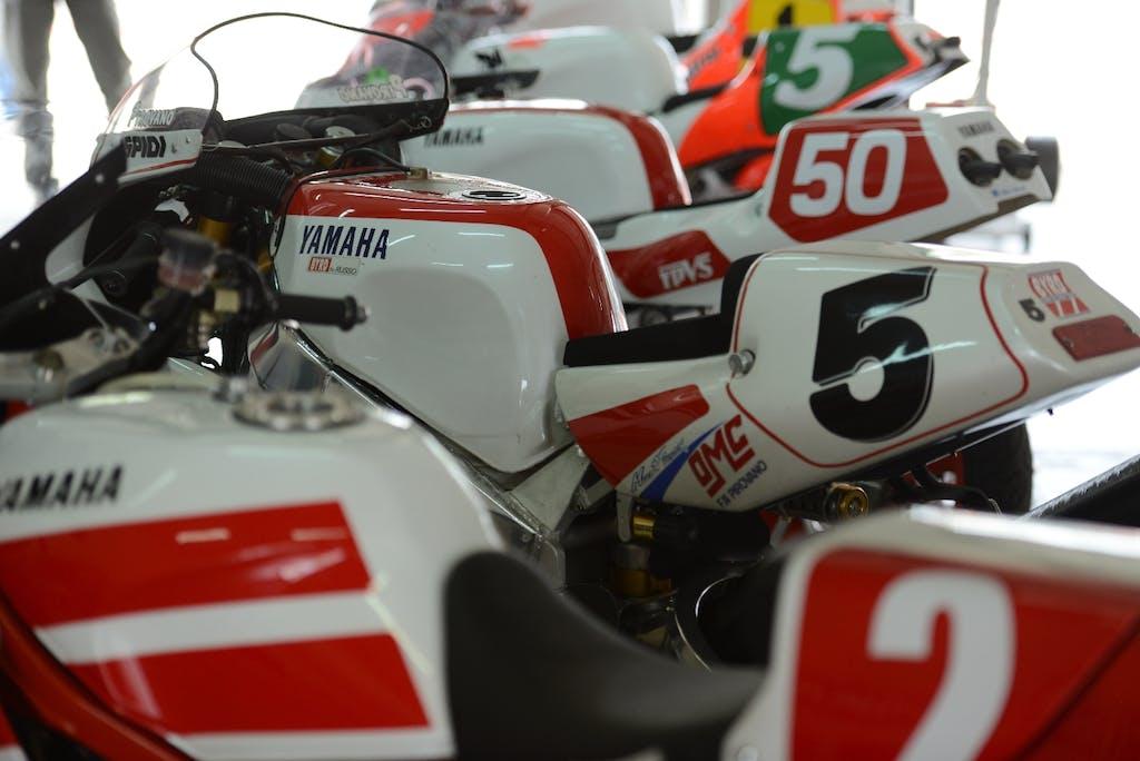 ASI Motoshow 2014, la regina è Yamaha