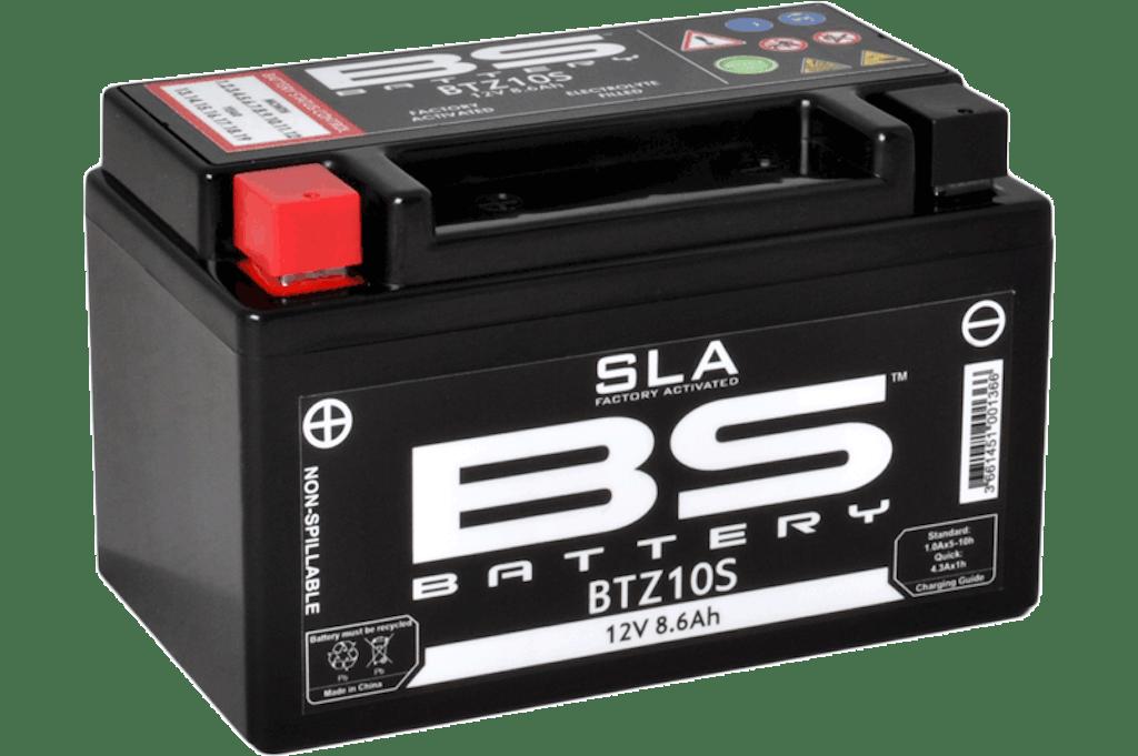 BS-Battery SLA: Ready to start