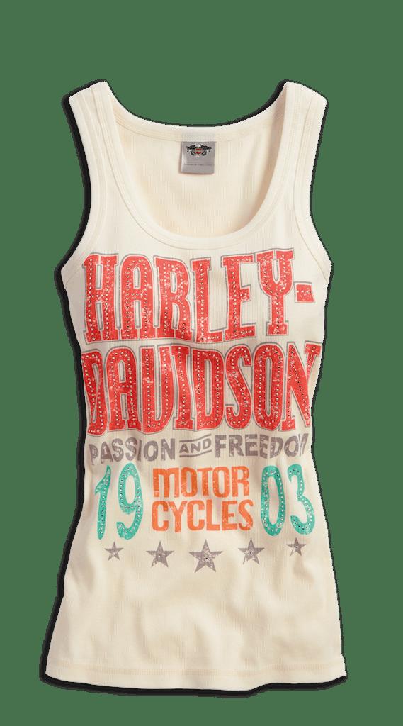 Harley-Davidson Passion & Freedom Tank Top