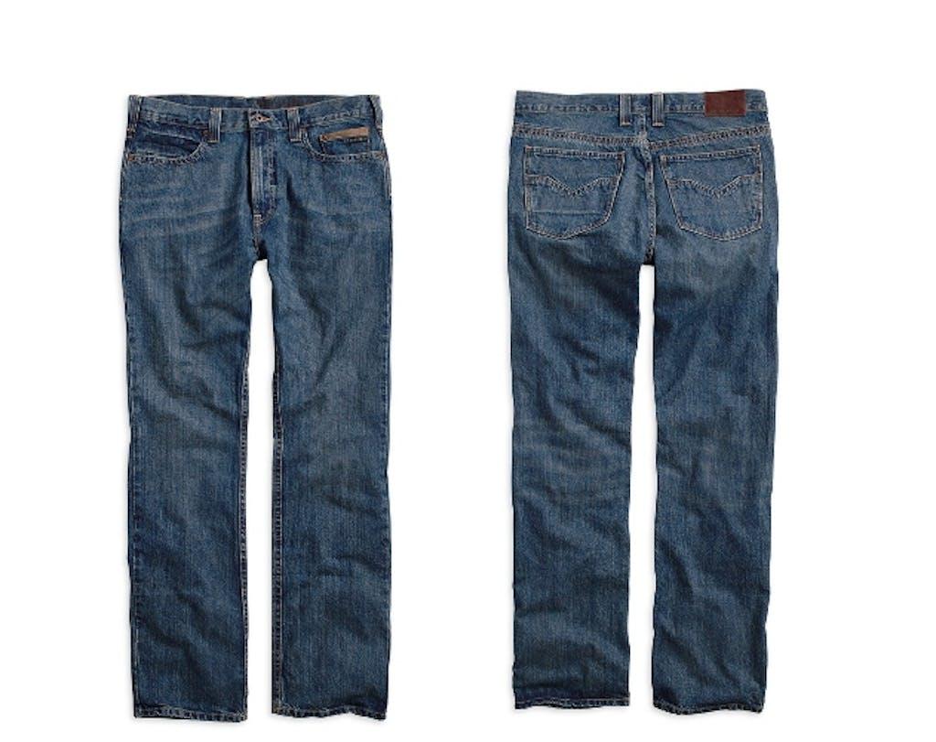 Harley-Davidson Slim Straight Denim Jeans